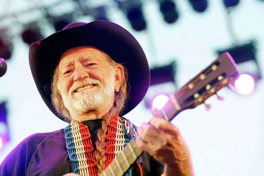 """The legendary Willie Nelson is up for Musical Event of the Year """" for Roll Me Up and Smoke Me When I Die"""" with Snoop Dogg, Kris Kristofferson, and Jamey Johnson. Photo: Kevin Winter / 2007 Getty Images"""