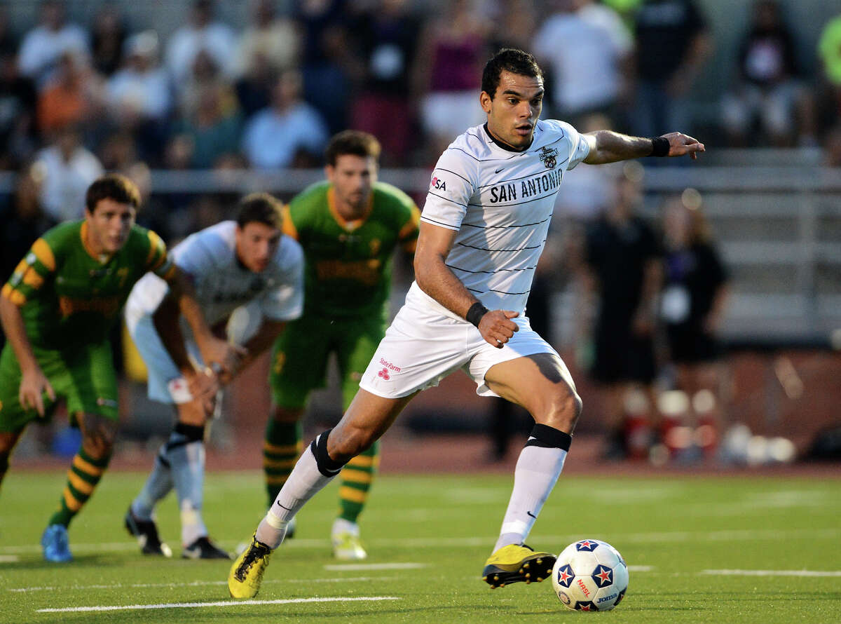 Pablo Campos will be looking to make up for missed opportunities against the Silverbacks.