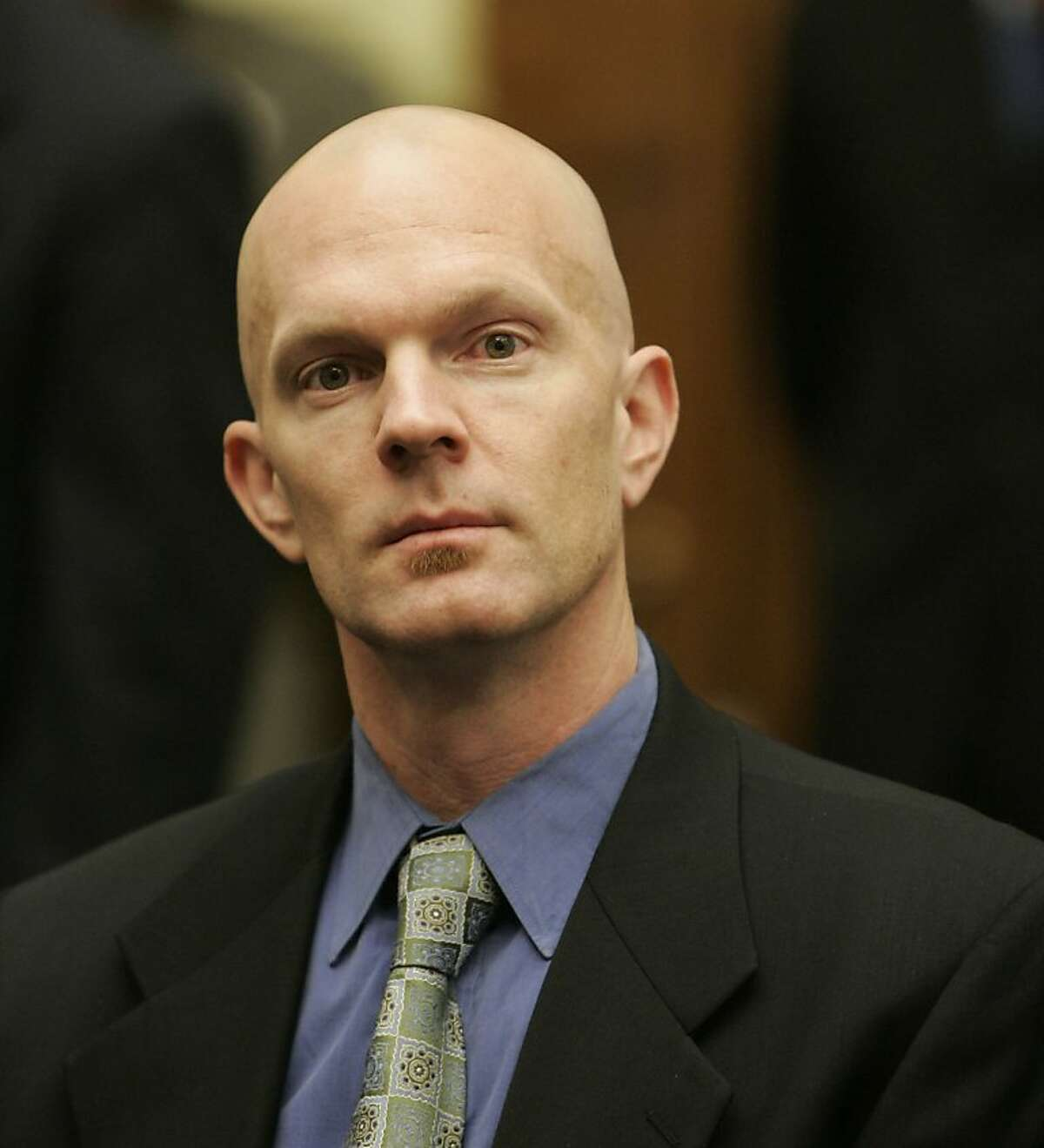 FILE - This Feb. 13, 2008, file photo shows federal agent Jeff Novitzky on Capitol Hill in Washington. For someone who does his best work behind the scenes, Novitzky is hardly a stranger to the spotlight. And depending on the results of an ongoing investigation into the sometimes-shadowy world of pro cycling, he could soon become better-known still.
