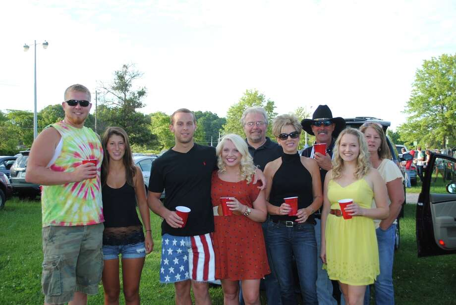 Were you Seen at the Toby Keith concert at SPAC on Sunday, August 19th, 2012? Photo: Tim Eason