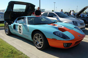 Ford Gt Sells For Record Setting Price For U S Car Houston Chronicle