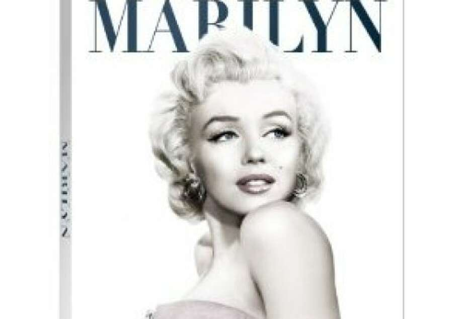 Blu-ray cover: FOREVER MARILYN Photo: 20th Century Fox