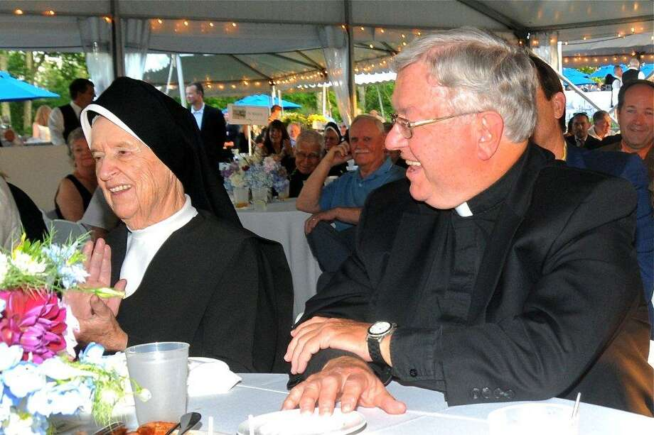 Were you Seen at the Teresian House Foundation's 22nd Annual Friendraising Gala at the Saratoga National Golf Course in Saratoga Springs on Thursday, Aug. 2, 2012? Photo: Special To The Times Union