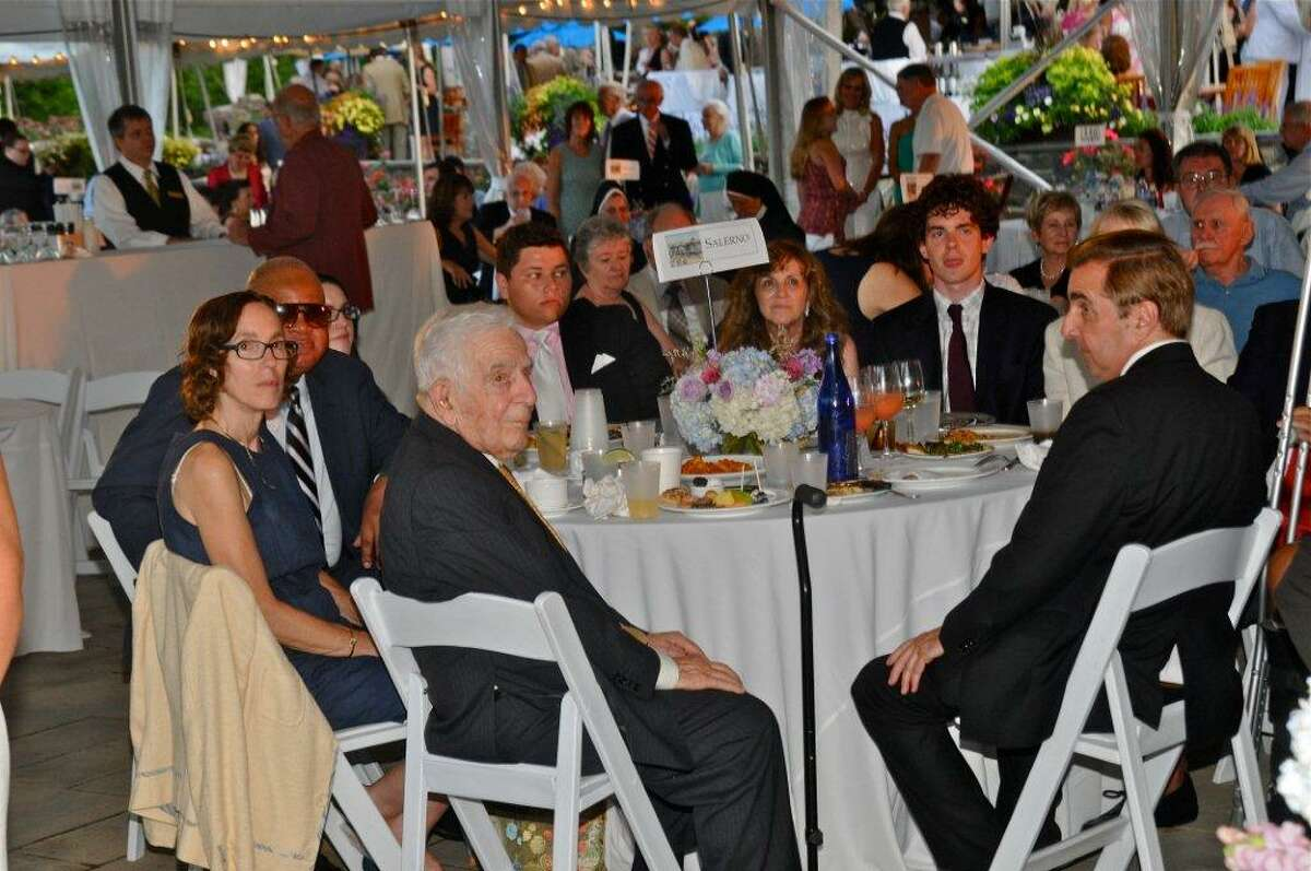 Were you Seen at the Teresian House Foundation's 22nd Annual Friendraising Gala at the Saratoga National Golf Course in Saratoga Springs on Thursday, Aug. 2, 2012?