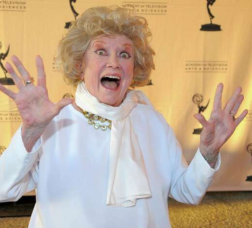 Actress-comedian Phyllis Diller died at her home in Los Angeles at 95.  Photo: Charley Gallay / 2008 Getty Images