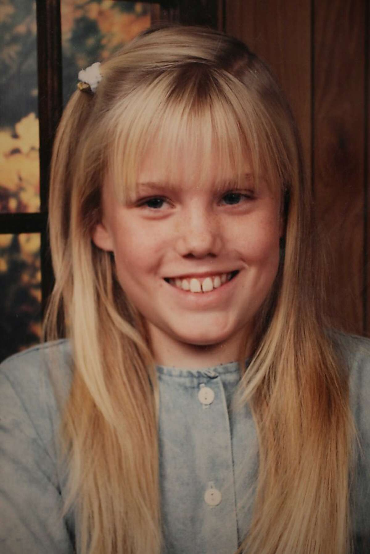 This 2009 family photo provided by Carl Probyn shows his stepdaughter, Jaycee Lee Dugard, who went missing in 1991. Dugard sued the federal government Thursday, Sept. 22, 2011, for failing to monitor the convicted sex offender who kidnapped her and held her captive for 18 years.