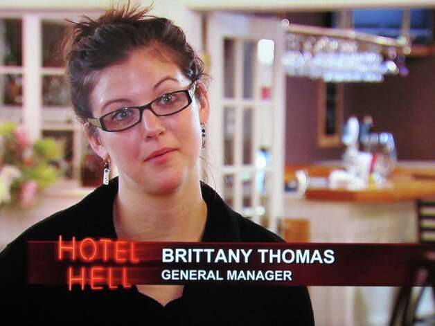 "The Cambridge Hotel was featured on Gordon Ramsay's ""Hotel Hell"" TV series on Fox Television on Monday, Aug. 20. Despite rave reviews and an increase in business following Ramsay's makeover, the hotel closed in June. Photo: Fox Television"