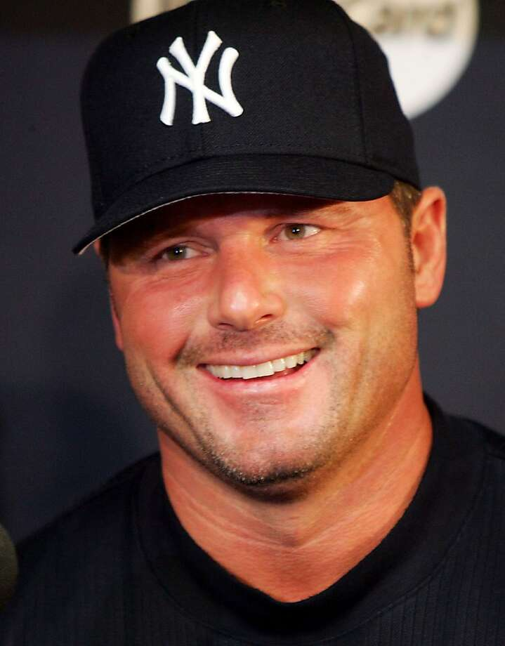 Roger Clemens Photo: Jim McIsaac, Getty Images