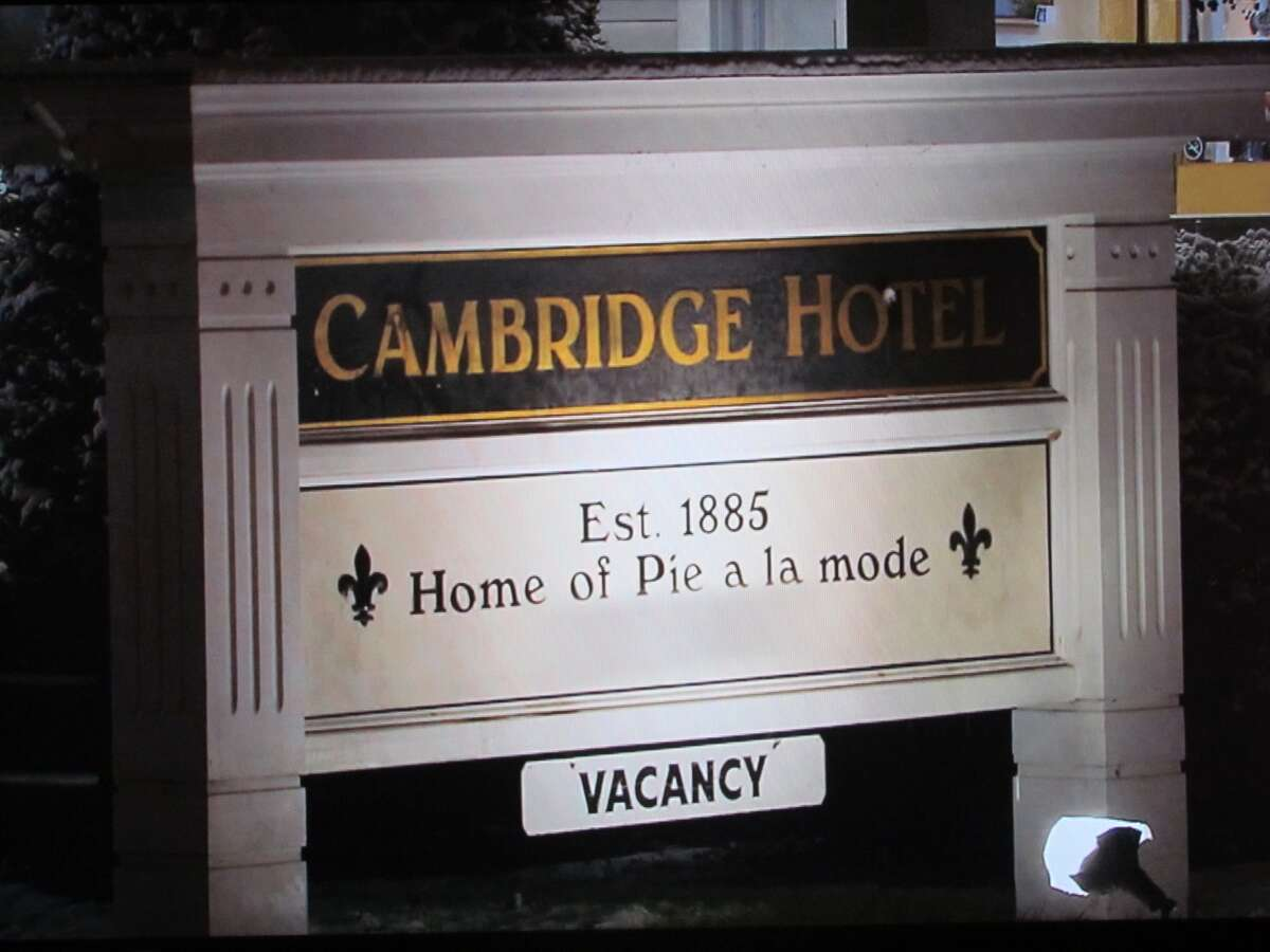"""The Cambridge Hotel was featured on Gordon Ramsay's """"Hotel Hell"""" TV series on Fox Television on Monday, Aug. 20. Despite rave reviews and an increase in business following Ramsay's makeover, the hotel closed in June."""