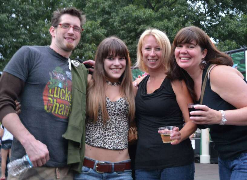 Were you Seen at the Def Leppard and Poison concert at SPAC on Monday, August 20, 2012?