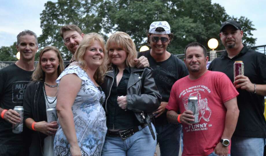 Were you Seen at the Def Leppard and Poison concert at SPAC on Monday, August 20, 2012? Photo: Photos By Diana Hawkins