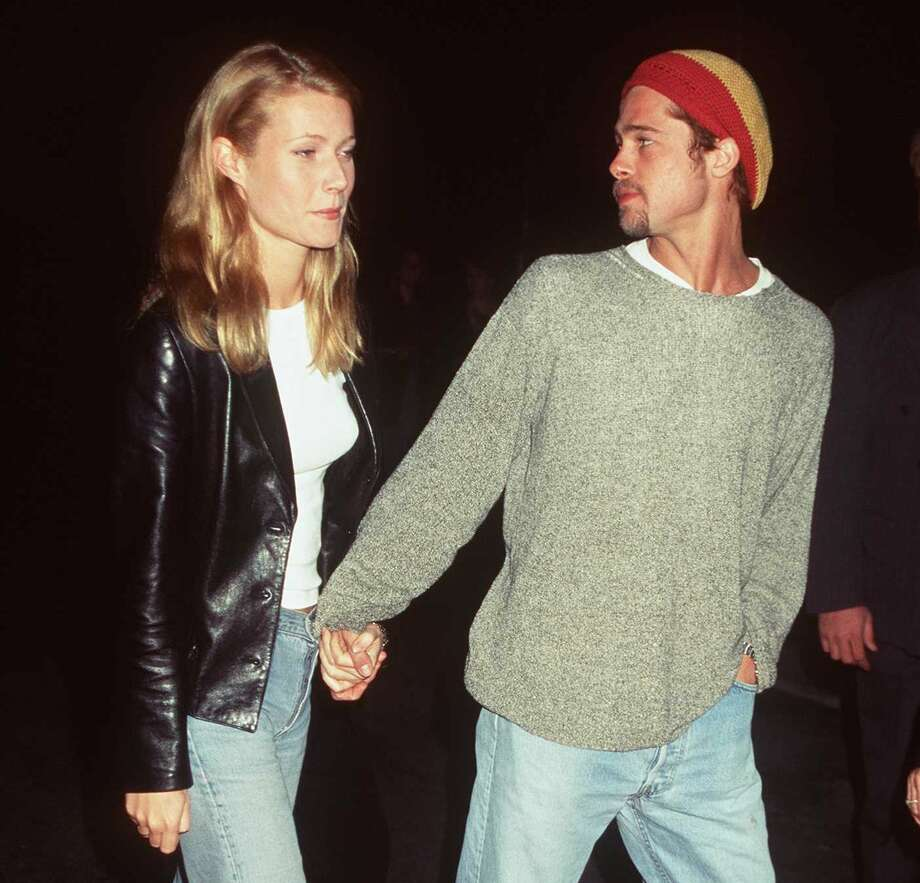 ".. Gwyneth Paltrow? They're pictured at the 1995 premiere of ""Copycat."" Photo: Brenda Chase/Online USA/Getty Images."