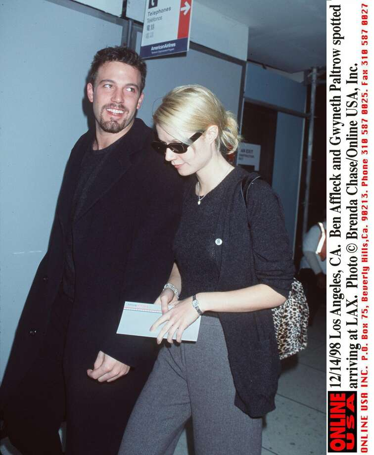 Then Gwyneth Paltrow started dating Ben Affleck. Photo, from 1998, by Brenda Chase/Online USA/Getty Images.