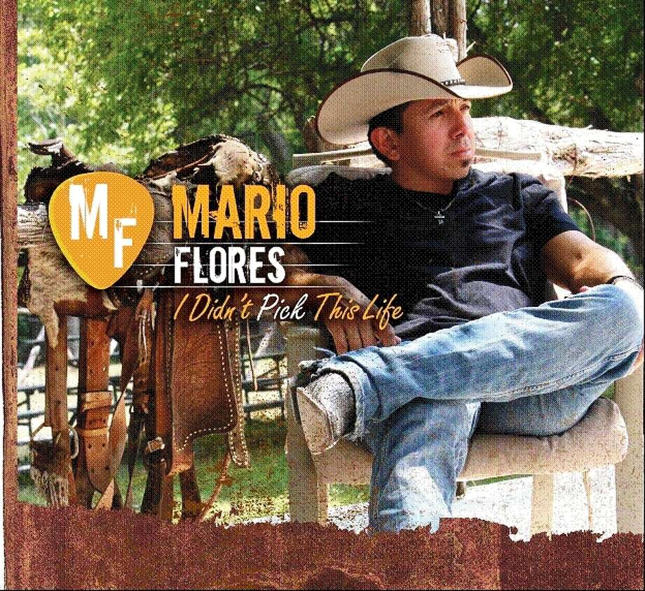 "CD cover of ""I Didn't Pick This Life,"" the second album from, San Antonio country artist Mario Flores Photo: Courtesy Photo"