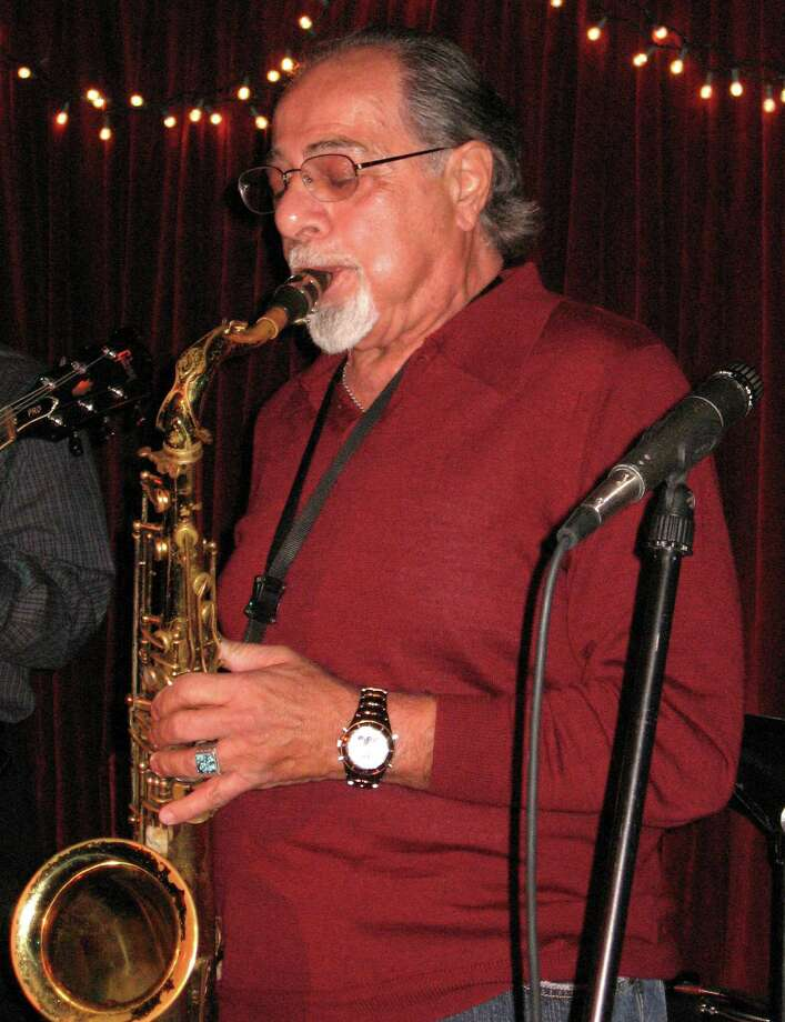 Saxophonist John Magaldi Photo: COURTESY PHOTO