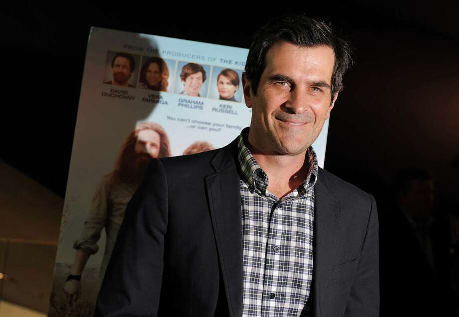 """Outstanding Supporting Actor In A Comedy Series 2012Ty Burrell as Phil Dunphy """"Modern Family"""" Photo: Jordan Strauss / Invision"""