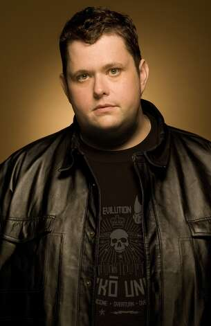 Hot-ticket comedian Ralphie May, on his Too Big to Ignore Tour in 2012 Photo: Courtesy Photo