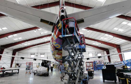 St Aerospace Adds Luxury Interior Unit San Antonio Express News
