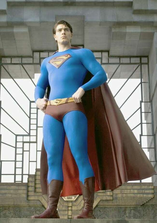 "74-years of Superman- The man of steel who has managed to save a city and fall in love made his first appearance in ""Action Comics #1,"" on April 18, 1938. Pictured actor Brandon Routh starred as Superman in the Warner Bros. Picture ""Superman Returns,"" released on June 30, 2006.   (Getty Images)"