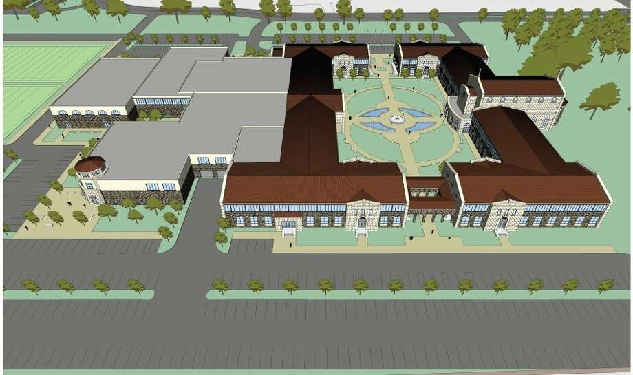 Construction is scheduled to get under way in October on Frassati Catholic High School, 22151 Frassati Way, off Spring Stuebner Road in Spring. A building is planned to open to students in August 2013. Photo: Handout