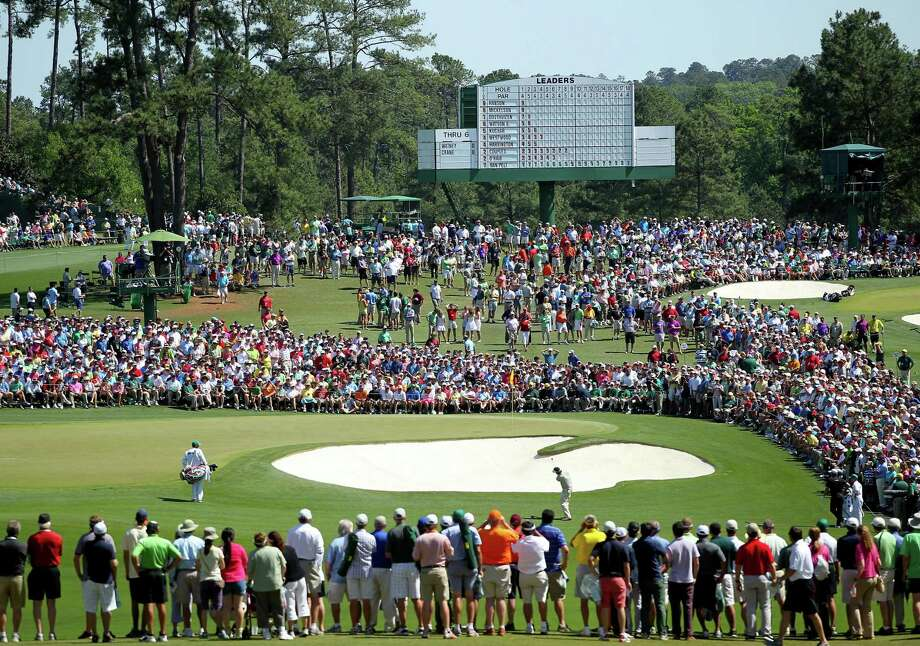 Augusta National Golf Club, which hosts the annual Masters tournament, has ended its longstanding policy and admitted its first two female members. Photo: Jamie Squire, Getty Images / 2012 Getty Images