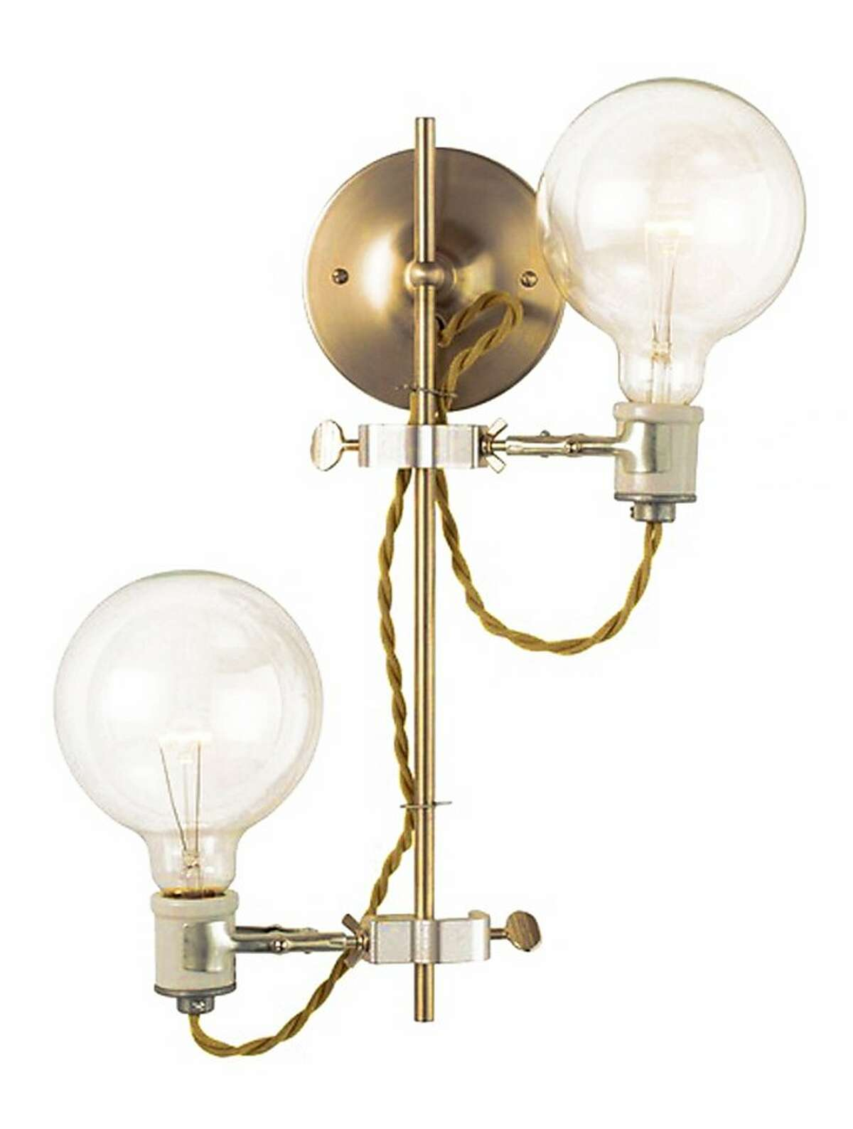 Brass: I am really loving brass right now. There are some amazing not-your-grandmother s-brass-hardware, faucets and lighting out there. I even created an entire inspiration board of just brass lighting.