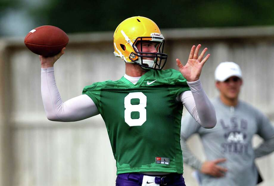 There are a lot of high hopes surrounding LSU quarterback Zach Mettenberger, but the sophomore is still a bit of an unknown after seeing limited action last season. Gerald Herbert/Associated Press Photo: Gerald Herbert, Associated Press / AP