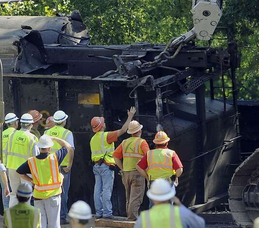 Friends Killed As Maryland Train Derails