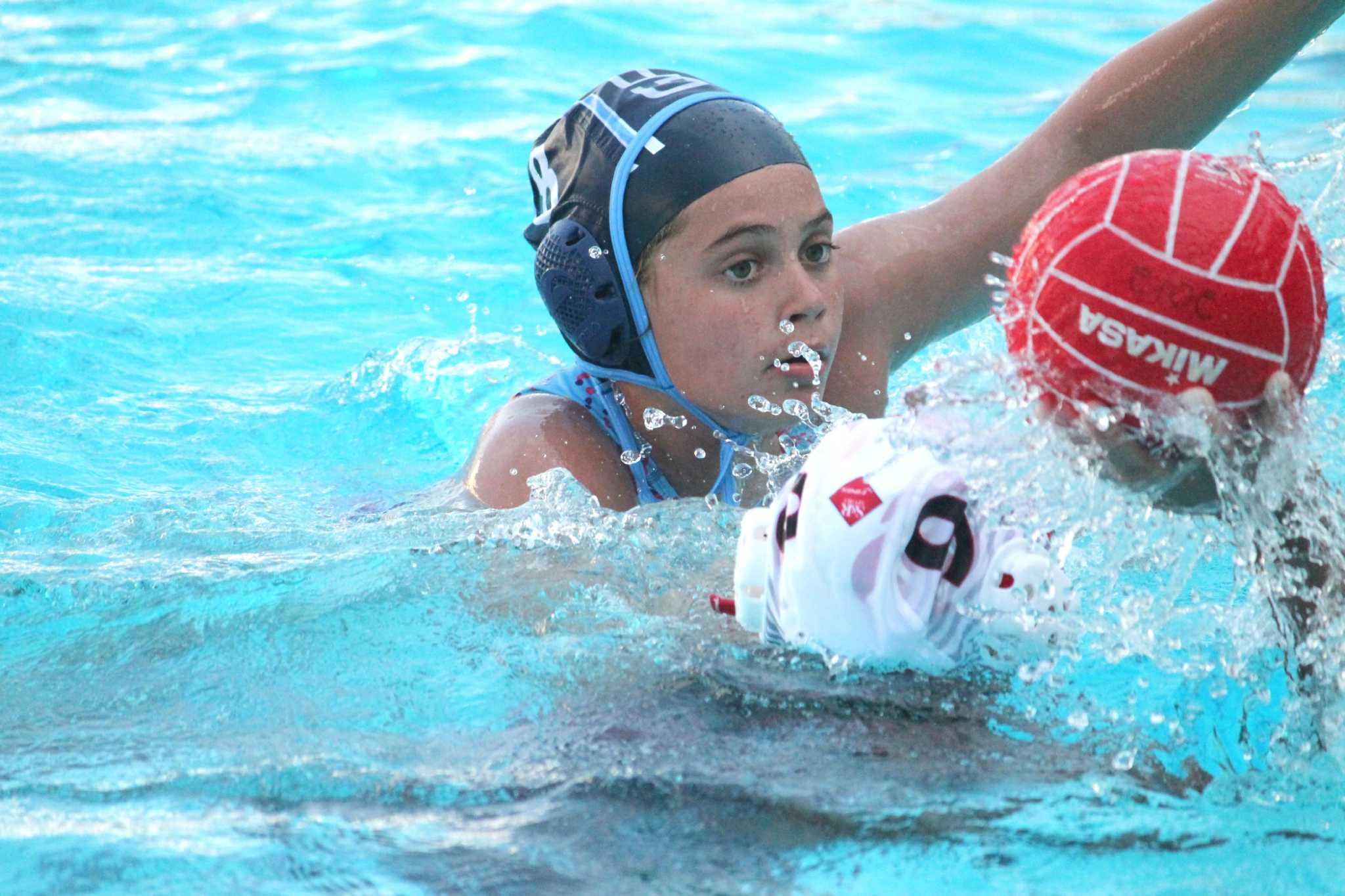California Girls Ymca Greenwich Aquatics 12u Girls Water