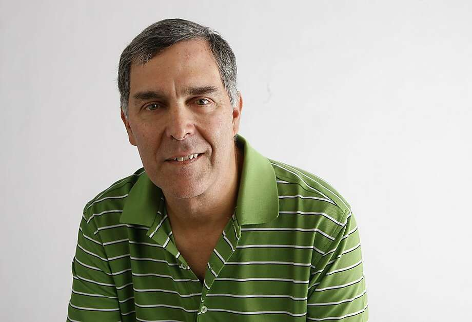 San Francisco Chronicle sports editorial writer and copy editor in San Francisco, Calif., on Tuesday, August 21, 2012. Photo: Liz Hafalia, The Chronicle