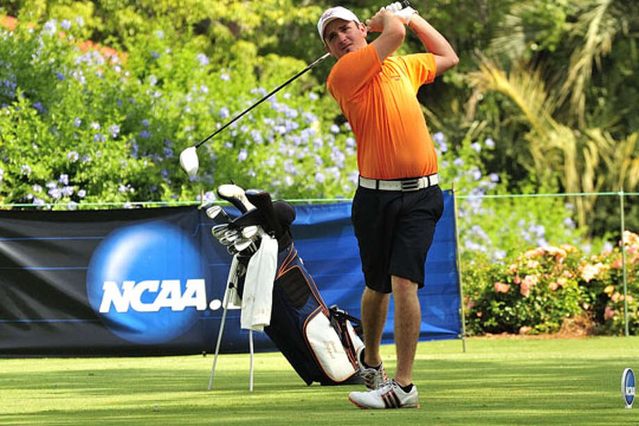 Joey Rippel, who's in remission from Hodgkin's lymphoma, placed second in the South Amateur. Photo: Handout