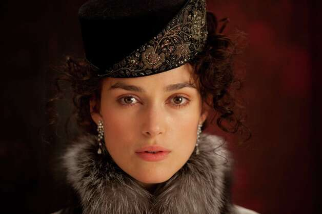 Keira Knightley stars as Anna in Joe WrightâÄôs ANNA KARENINA, a Focus Features release.Credit: Laurie Sparham Photo: Laurie Sparham / © Focus Features