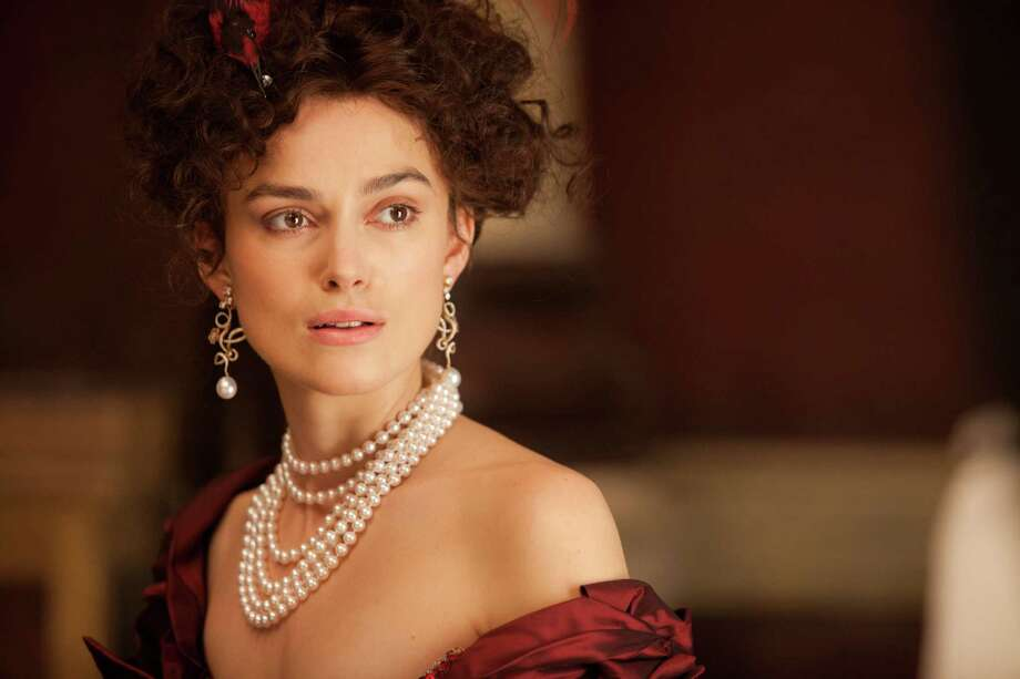 """Anna Karenina"" suffered from distancing devices that would have made it impossible to care about Anna, even if she were played by someone other than Keira Knightley. Photo: Laurie Sparham / © Focus Features"