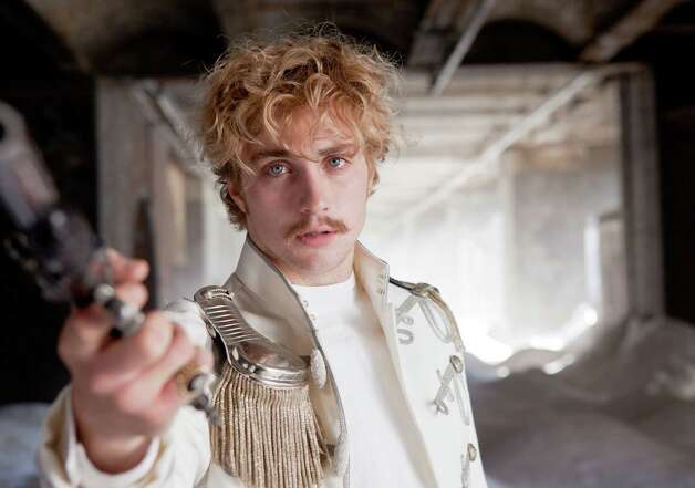 Aaron Johnson stars as Count Vronsky in Joe WrightâÄôs ANNA KARENINA, a Focus Features release.Credit: Laurie Sparham Photo: Laurie Sparham / © Focus Features