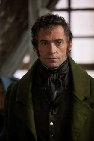"HUGH JACKMAN as Jean Valjean in ""Les Misérables"", the motion-picture adaptation of the beloved global stage sensation seen by more than 60 million people in 42 countries and in 21 languages around the globe and still breaking box-office records everywhere in its 27th year.  Helmed by ""The King's Speech's"" Academy AwardAE-winning director, Tom Hooper, the Working Title/Cameron Mackintosh production stars Jackman, OscarAE winner Russell Crowe, Anne Hathaway, Amanda Seyfried, Eddie Redmayne, Aaron Tveit, Samantha Barks, with Helena Bonham Carter and Sacha Baron Cohen. Photo: Photo Credit: Laurie Sparham"