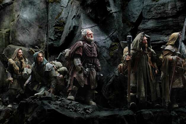 (L-r) DEAN OâÄôGORMAN as Fili, AIDAN TURNER as Kili, Mark Hadlow as Dori, Jed Brophy as Nori and WILLIAM KIRCHER as Bifur in New Line CinemaâÄôs and MGM's fantasy adventure âÄúTHE HOBBIT: AN UNEXPECTED JOURNEY,âÄù a Warner Bros. Pictures release. Photo: Mark Pokorny, Photographer / ©2012 Warner Bros. Entertainment Inc. and Metro-Goldwyn-Mayer Pictures, Inc.  (This is to be used for New Line Territory)© Met