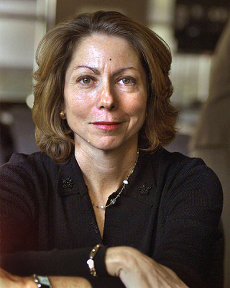 5. Jill Abramson, executive editor of The New York Times Photo: PAUL HOSEFROS, . / NEW YORK TIMES