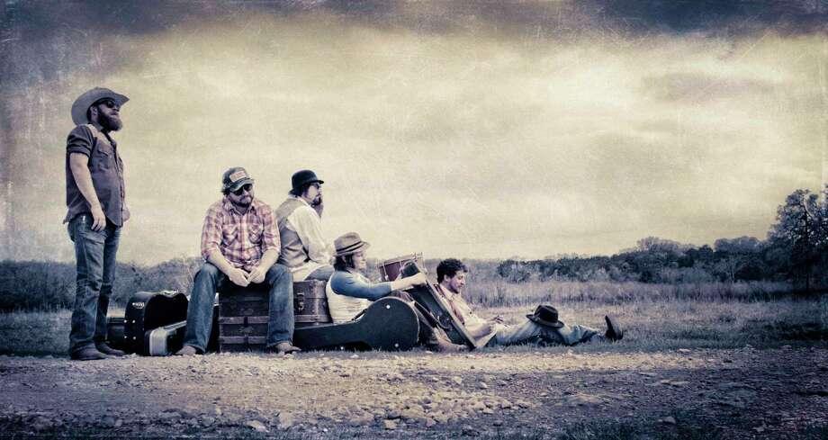 image of rock band Turnpike Troubadours Photo: Courtesy Photo