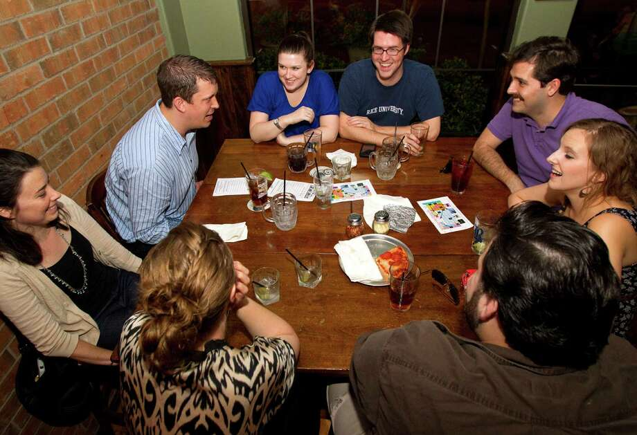 >>>Click through to see some of the ins and outs of Houston's best trivia bars, according to Yelp. (Cody Duty / Houston Chronicle) Photo: Cody Duty / © 2011 Houston Chronicle