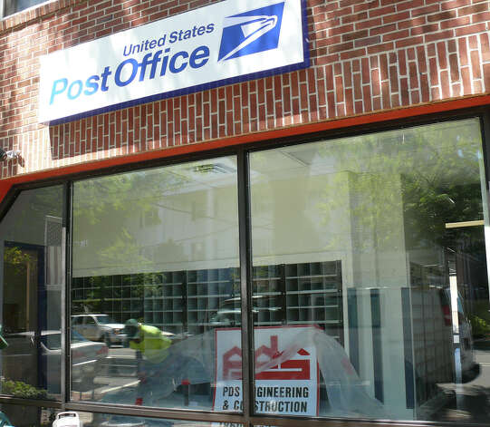 The new downtown U.S. Post Office facilities will open Monday at 9 a.m. at 1300 Post Road. Photo: Genevieve Reilly / Fairfield Citizen