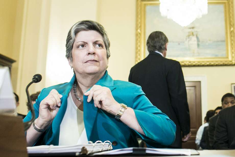 9. Janet Napolitano, Secretary of the Department of Homeland Security. Age: 54. Residence: Washington, DC. (T.J. Kirkpatrick / Getty Images)