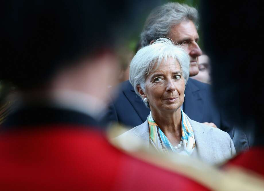 8. Christine Lagarde, Head of the International Monetary Fund. Age: 56. Residence: Washington, DC. (AFP/Getty Images)