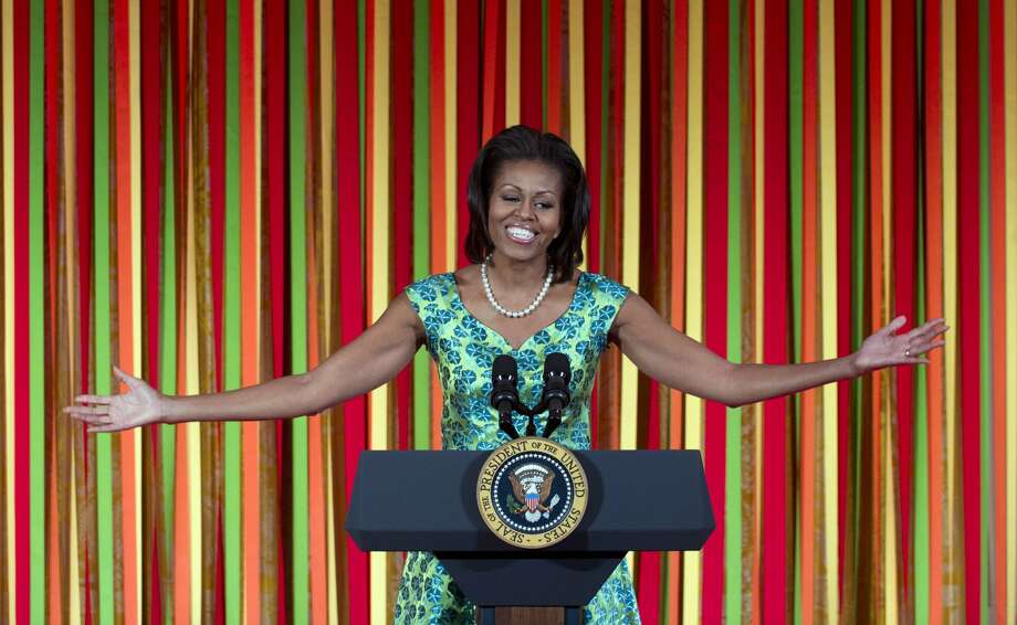 7. First Lady Michelle Obama. Age: 48. Residence: Washington, DC. (AFP/Getty Images)