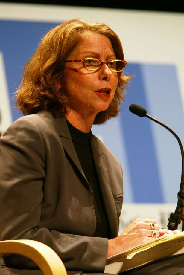 5. Jill Abramson, Executive Editor of the New York Times Co. Age: 58. Residence: New York, NY. (Getty Images)