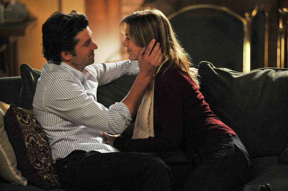 Grey's Anatomy (ABC): Thursday, Sept. 27 at 8 p.m. CST. / AP2008