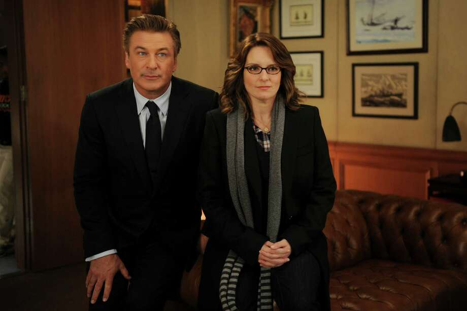 Liz Lemon:Why are you wearing a tux?Jack: It's after six, what am I, a farmer? / ? NBCUniversal, Inc.