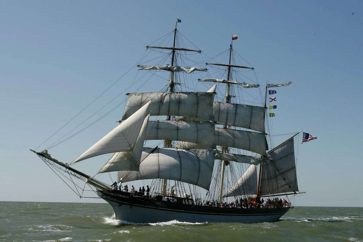 The Official Tall Ship of Texas, the Elissa, will return to Galveston waters for a limited daysailing series in April 2020.