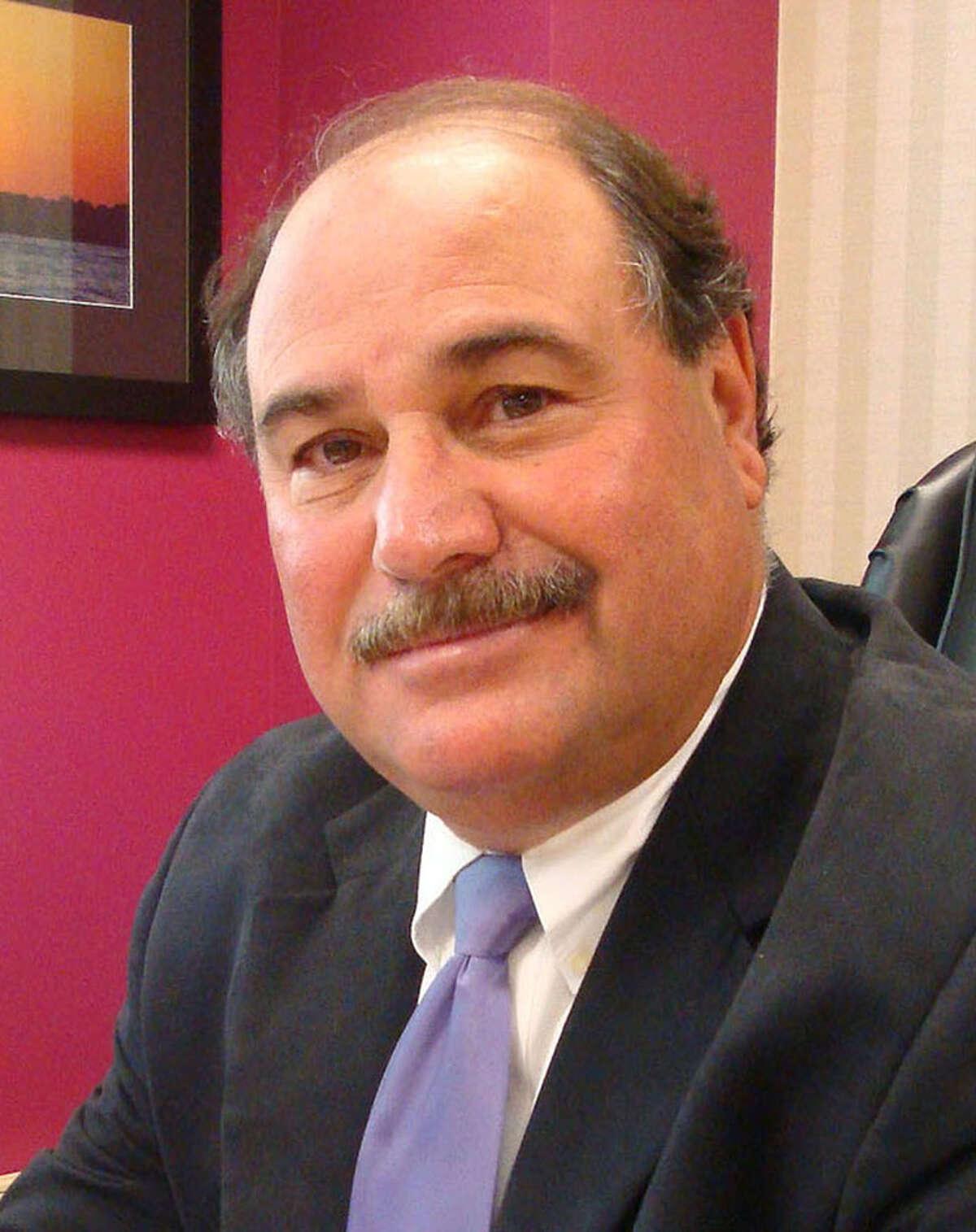 Dr. Sal Pascarella, Danbury schools superintendent