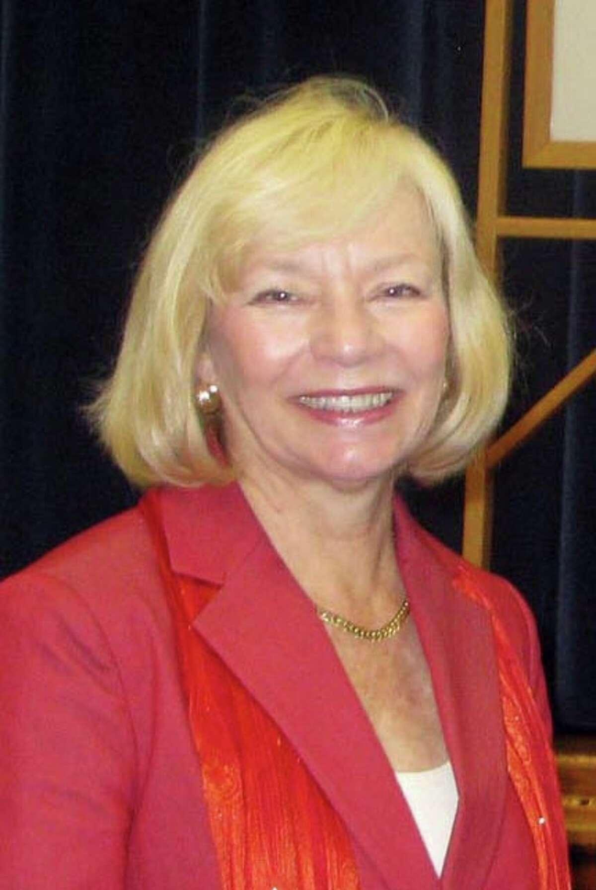 Newtown Superintendent Janet Robinson