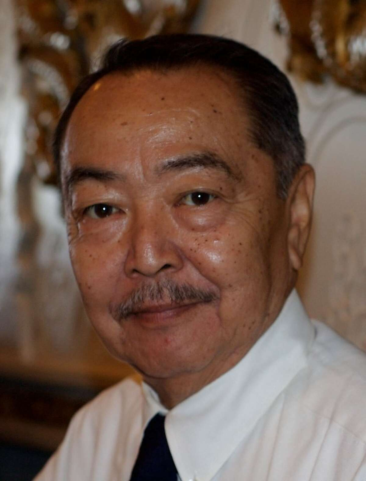 Richard Aoki was a member of the Black Panther Party and a civil rights activist in the 1960s. He died in 2009.